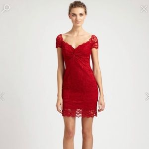 Nicole Miller dress, Anthropologie style, M, NWT